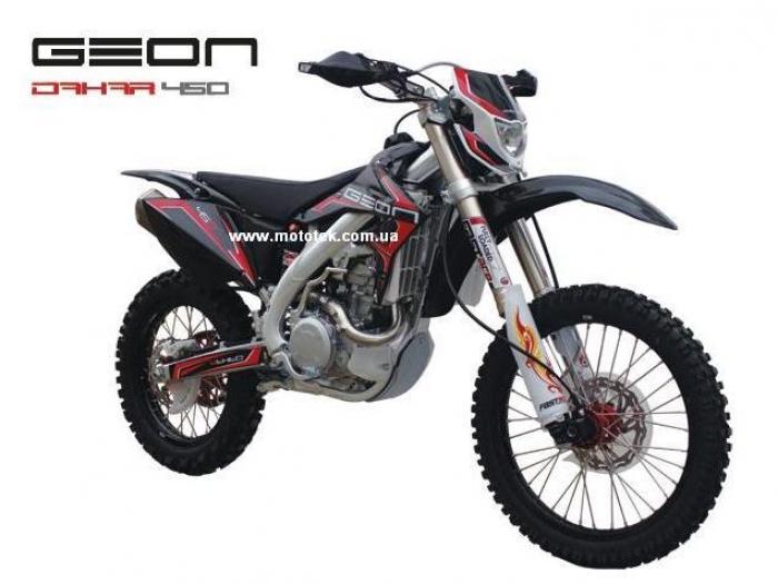GEON Dakar 450E (Enduro)