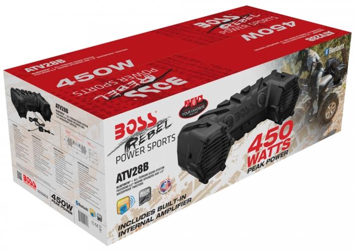 Автомобильная акустика Boss Audio ATV28B
