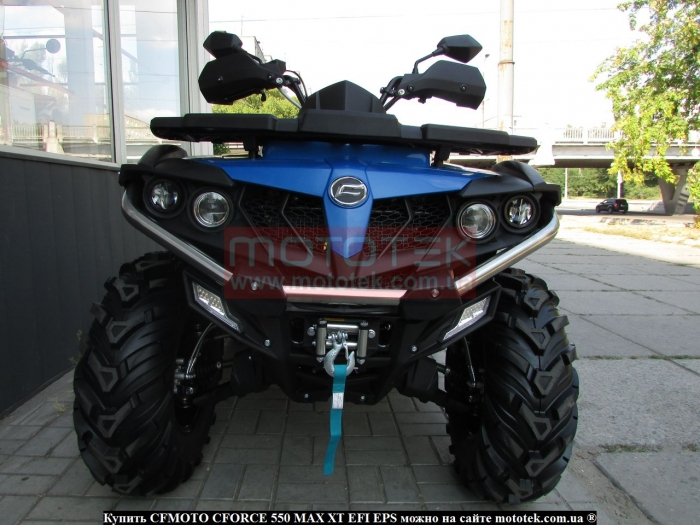 cfmoto cforce 550 eps продажа