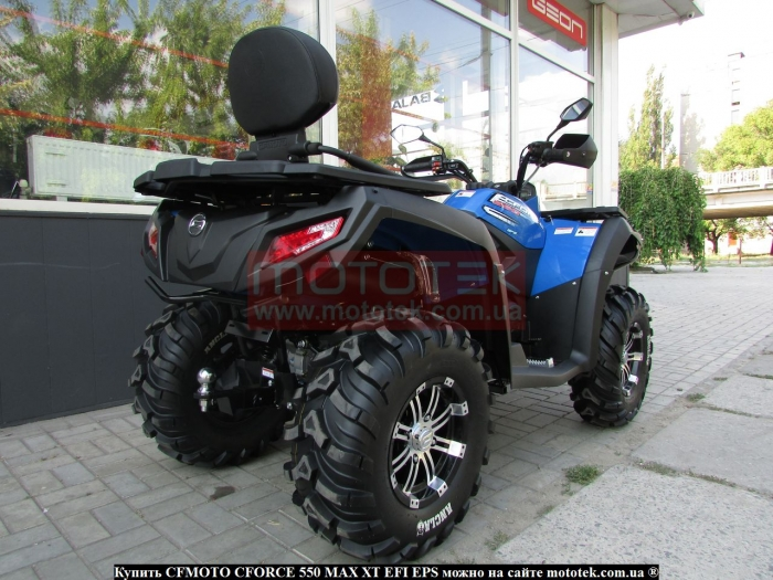 cfmoto cforce 550 eps отзывы