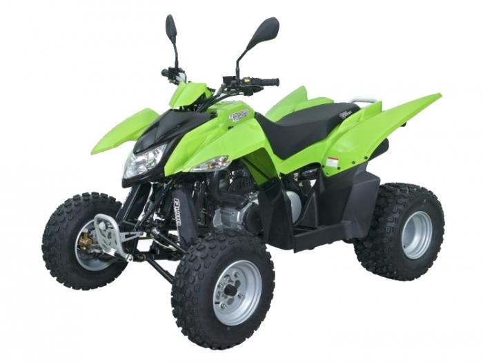 Квадроцикл SYM QuadRaider 300