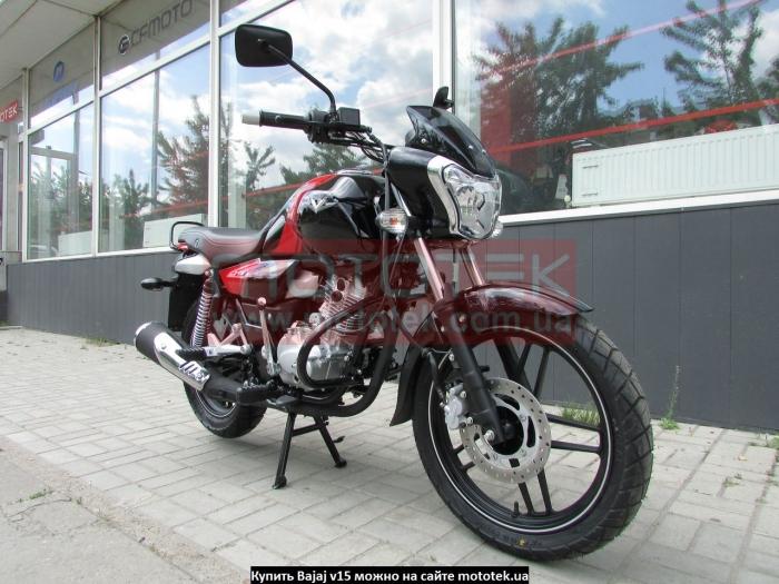 мотоцикл bajaj цена