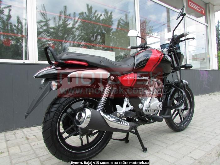 мотоцикл bajaj