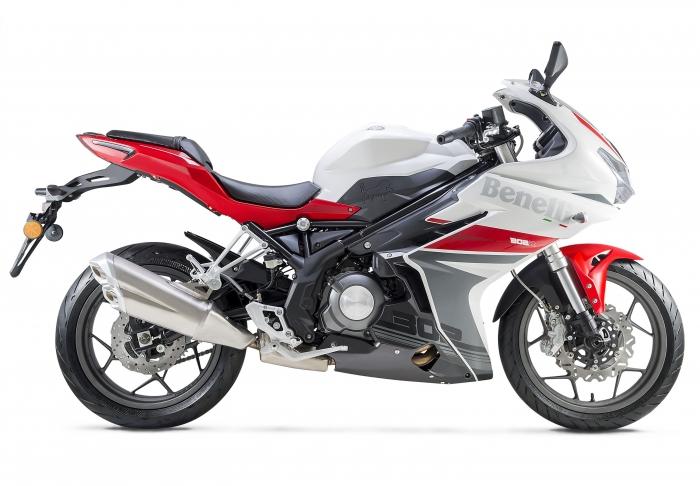мотоцикл benelli tornado 302