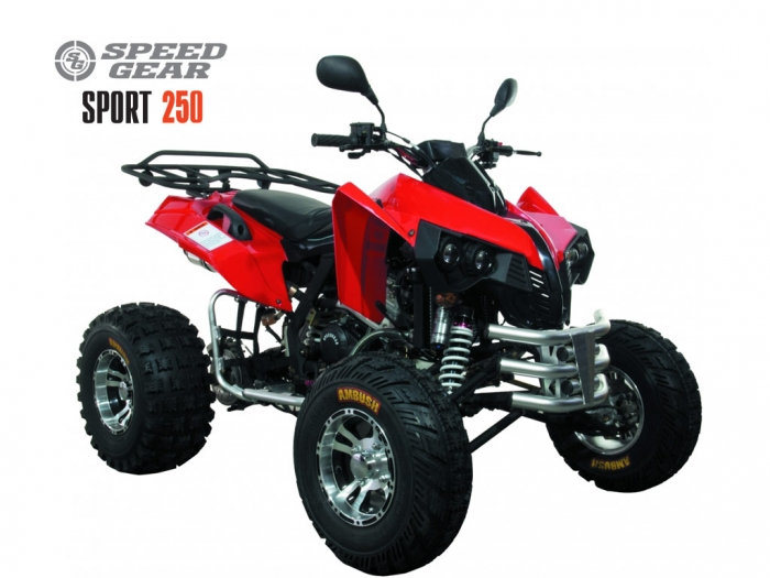 Квадроцикл Speed Gear Sport 250
