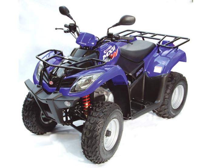 Квадроцикл Kymco MXU 150