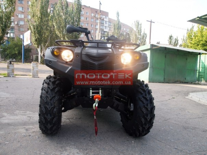 Квадроцикл Speed Gear Force 700 full