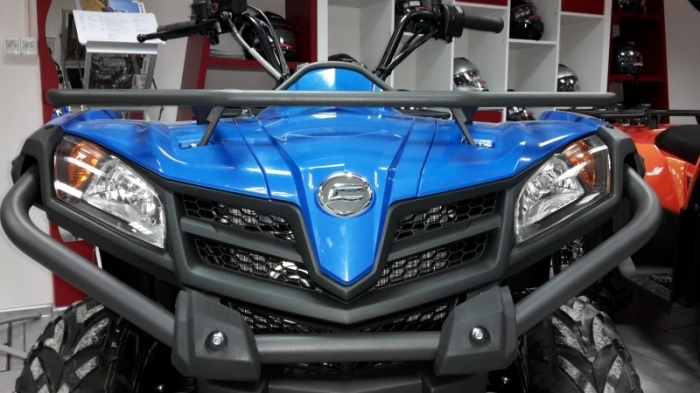 cfmoto cforce 450l basic efi