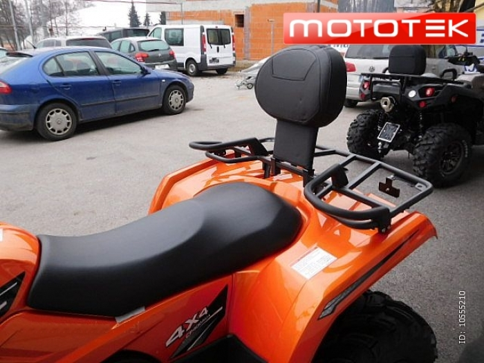 cfmoto cforce 450 basic отзывы