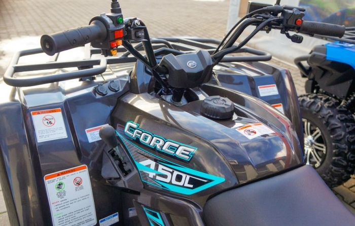 cfmoto cforce 450l basic украина