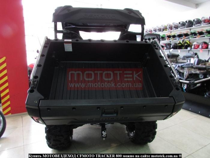 cf moto tracker