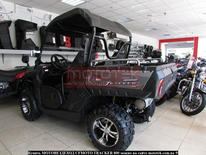 cf moto tracker купить