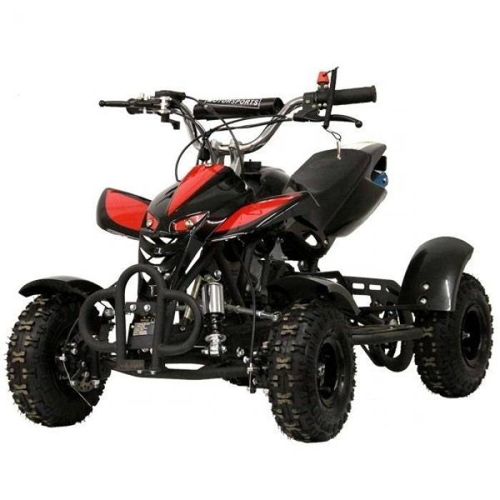 Квадроцикл Comman Kinderquad 49cc - (детский)