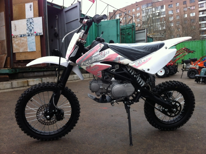 Питбайк KAYO CRF801-7L Basic 17/14 125сс