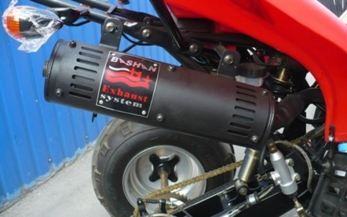 Квадроцикл Bashan ATV 200s-7a