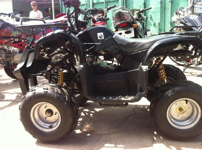 Квадроцикл электро ATV Hummer 750 Watt / 36 Volt