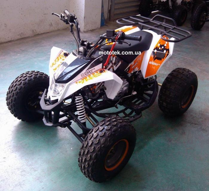 Квадроцикл EGL Madix 125