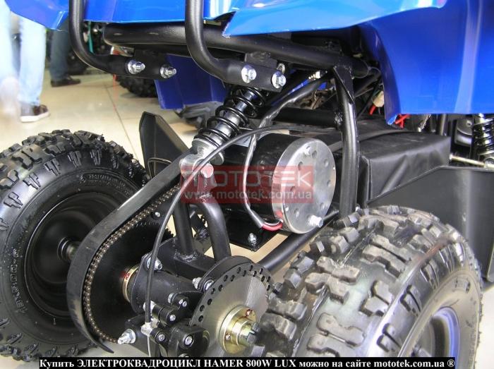 Електроквадроцикл дитячі