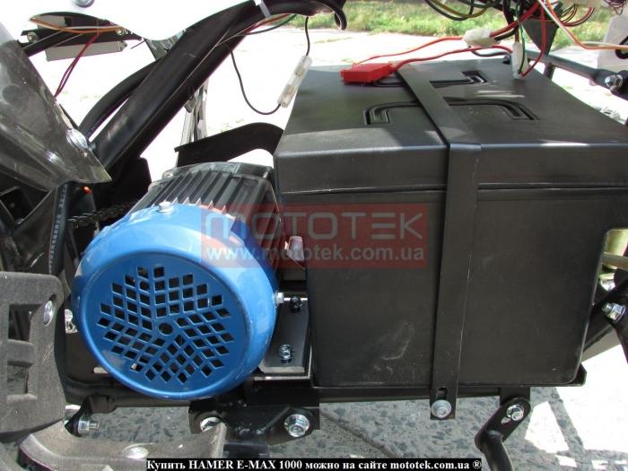 электроквадроцикл hamer 1000 купить