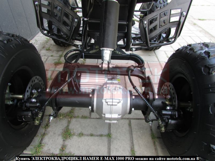 электроквадроцикл Hamer 1000w