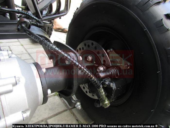 электроквадроцикл Hamer 1000w купить