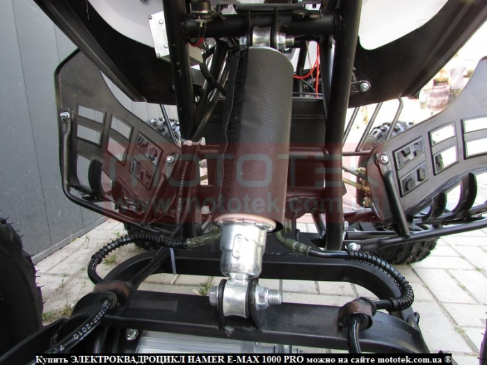 электроквадроцикл Hamer 1000w характеристики