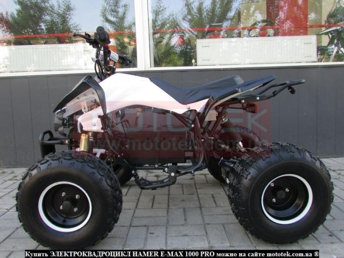 электроквадроцикл для взрослых украина