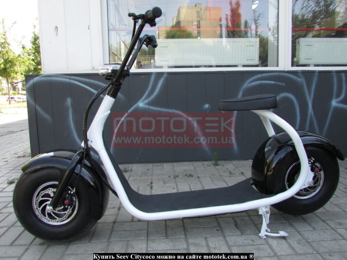 seev city cruiser купить