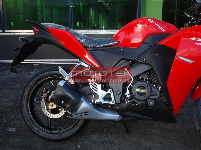 G-MAX Racer 200 new