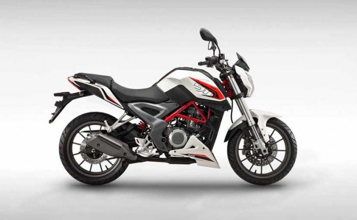 Geon-Benelli TNT 250 abs
