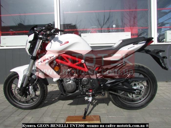 Geon-Benelli TNT300