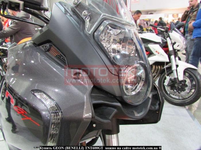продажа GEON (BENELLI) TNT600GT