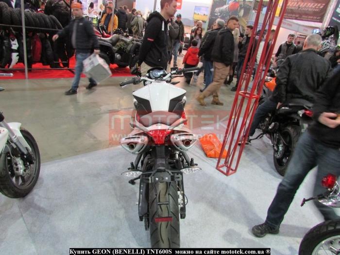 GEON TNT600S технические характеристики