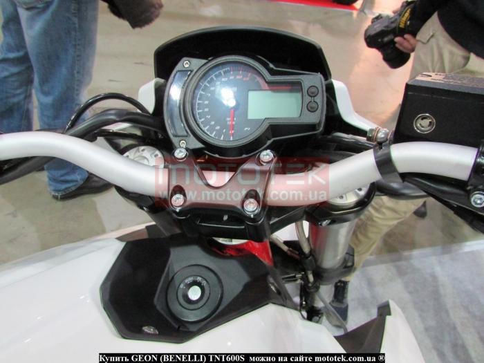 GEON TNT600S расход топлива