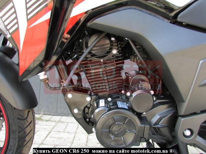 geon cr6 250 характеристики