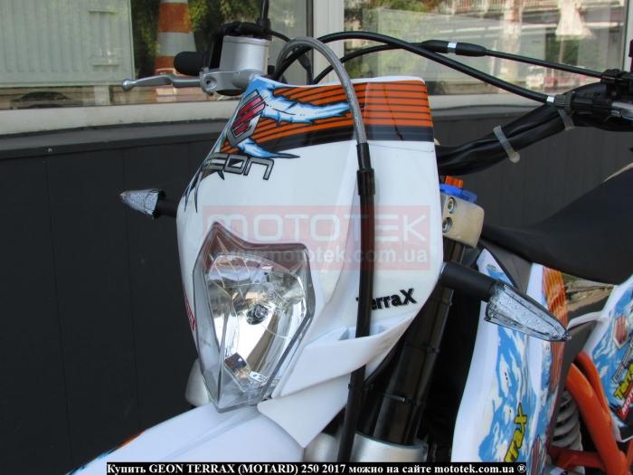 geon terrax motard 250 цена