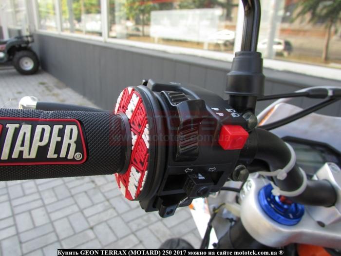 terrax 250 motard купить