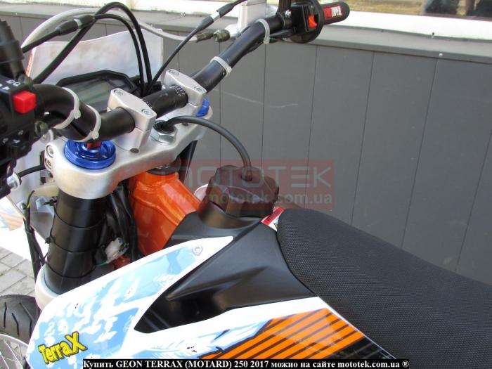 terrax motard 250