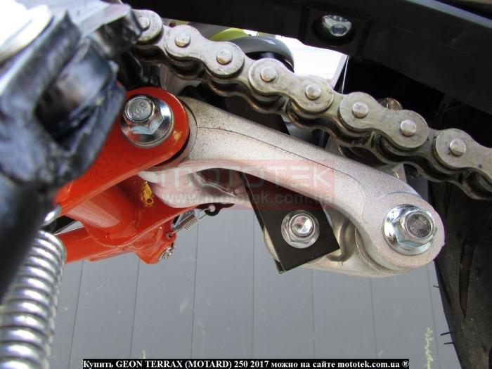 geon motard 250 купить