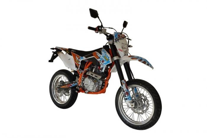 geon terrax motard