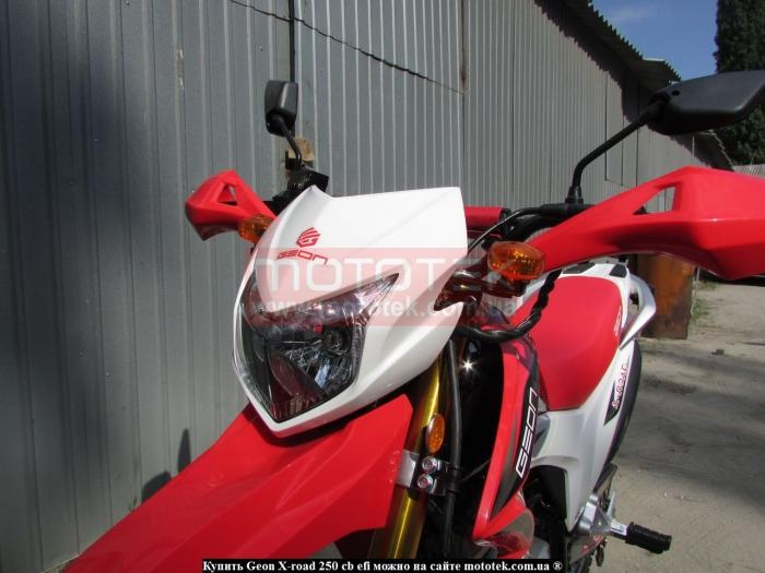 geon x road мотоцикл