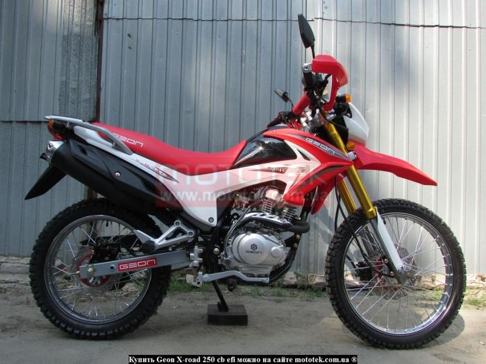 geon x-road 202 cbf