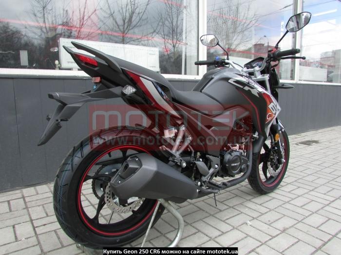 мотоциклы геон 250 ср6