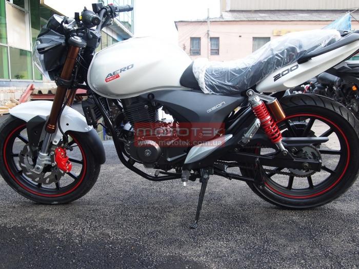 GEON (Benelli) Aero 200