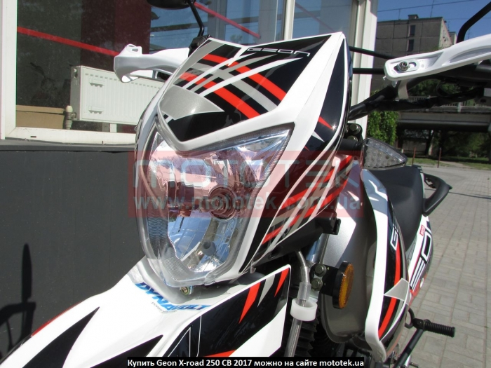 мотоцикл geon x road 250 цена