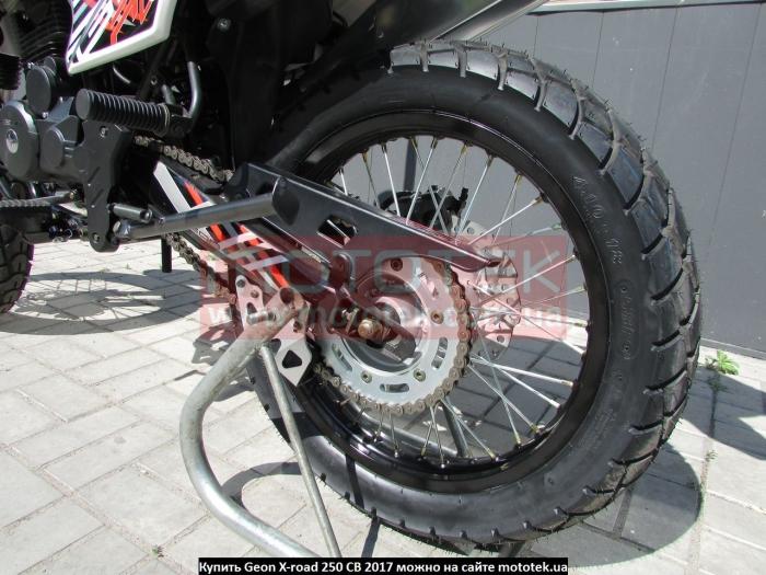 купить мотоцикл geon x road 250