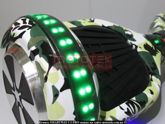 гироскутер smartway