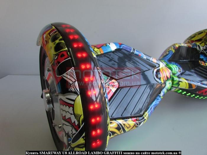 гироскутер smart suv