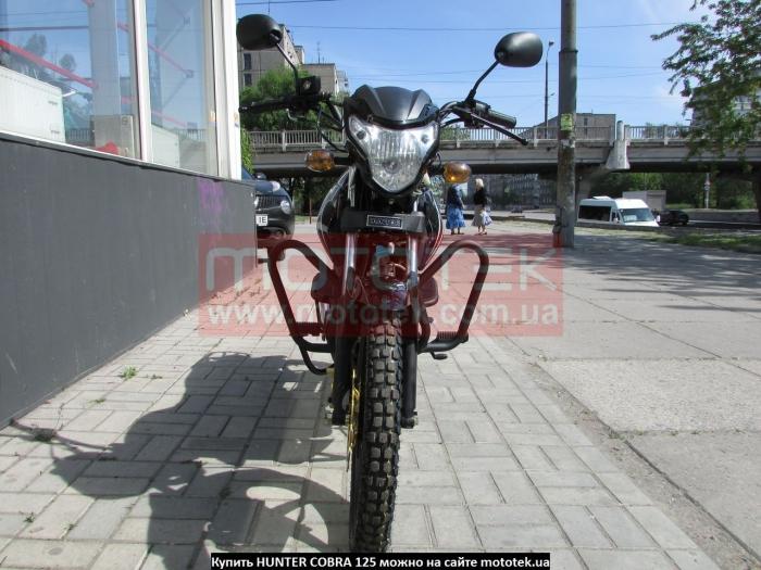125 кубовый мотоцикл