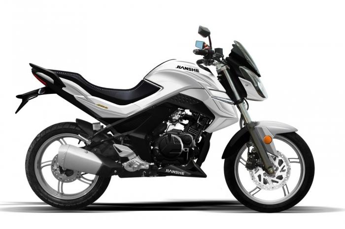 мотоцикл jianshe js150